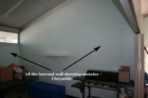 Internal Wall Sheeting